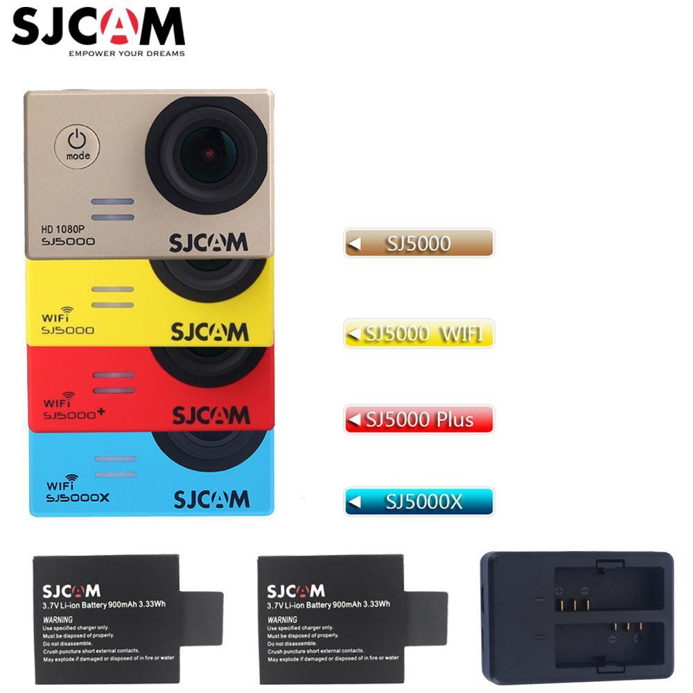 100% ursprüngliche SJCAM SJ5000X Elite Wifi Sj5000 Wifi SJ5000 Sj5000 WIFI 30 Mt Wasserdichte Sport Action Kamera Auto Mini DV