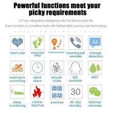 Waterproof Smart Band Heart rate monitor