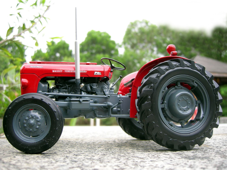 1:16 2692 35X tractor model alloy farm vehicle model Collection model 1 24 simso gs 75 retro alloy motorcycle model collection model