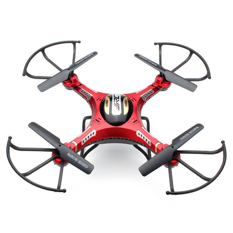 H8d 6-axis gyro 5.8g fpv rc quadcopter drone jjrc m30 hd cámara con monitor drop