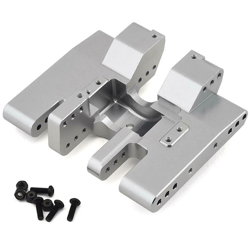 Redcat Racing Aluminum Center Skid Plate for 1/10 RC CrawlerRedcat Racing Aluminum Center Skid Plate for 1/10 RC Crawler