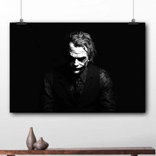The Joker Wallpaper Canvas Prints Posters for Home Decor Wall Art Paintings No Frame(China)