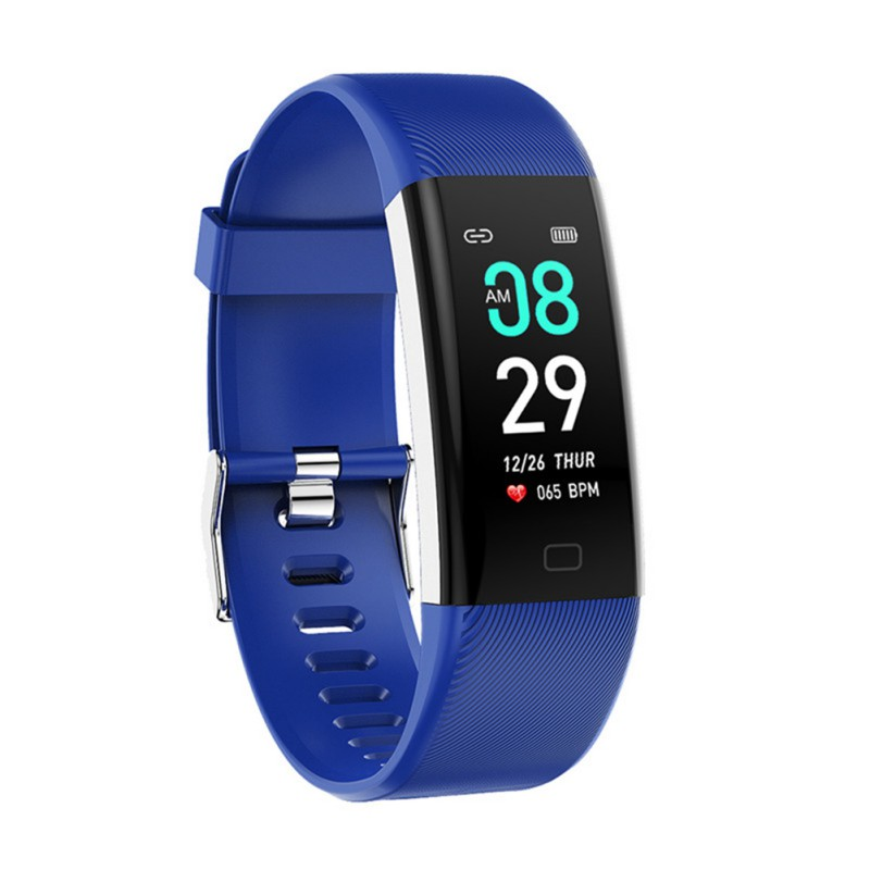 F07max Smart Bracelet Heart Rate Blood Oxygen Blood Pressure Monitor Pedometer Band Fitness Tracker Smart Band