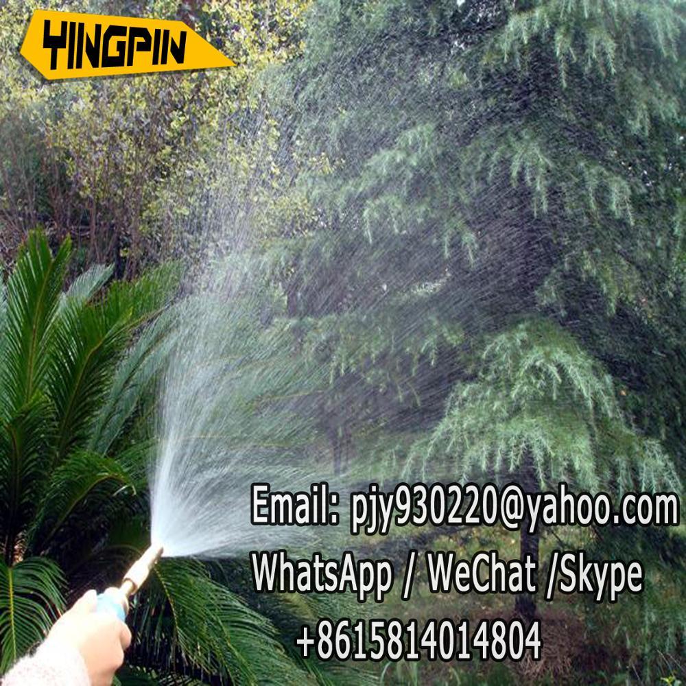 garden spray elbow straight nozzle water gun watering shower wash car sprinkler