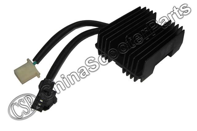 CF188 Voltage Regulator Rectifier For CF MOTO 500 CF500 500CC UTV ATV GO KART 12V  0180-151000CF188 Voltage Regulator Rectifier For CF MOTO 500 CF500 500CC UTV ATV GO KART 12V  0180-151000