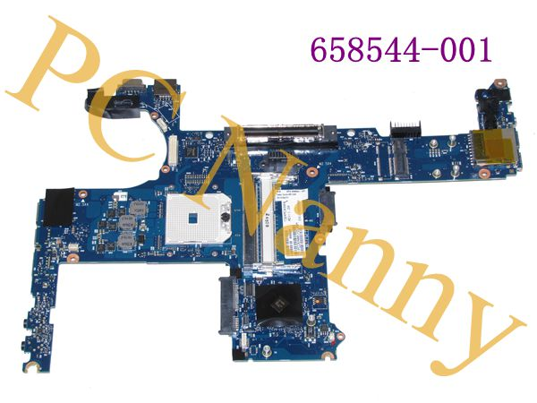 FOR HP Probook 6465b Series AMD Motherboard System Board 658544-001