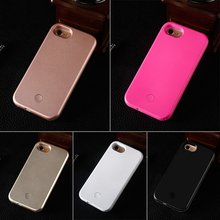Light Phone CASE For iPhone XS Max XR X 10 Case 6 6s Plus with Lights Flash  7 8 Plus X