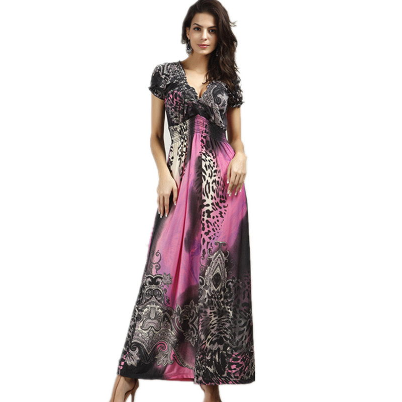 Online Buy Wholesale summer maxi dress from China summer maxi ...