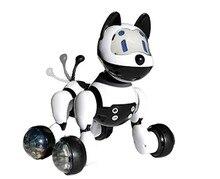 На Складе Говорить Английский Робот Интерактивный Щенок Jenx Распознавания Голоса Интеллектуальные Электронные Игрушки Собаки