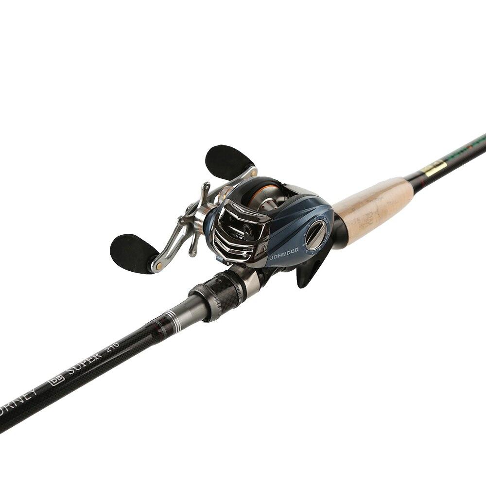 Fishing Rod Reel Set 2 1m 2 4m 2 7m Carbon Fishing Rod Casting Rod Medium