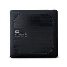 Жесткий диск Western Digital WD 2 ТБ 3 ТБ 4 ТБ свой паспорт Беспроводной Pro Портативный внешний жесткий диск-Wi-Fi USB 3,0-батарея(до 10 часов