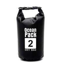 2L/5L/10L/15L/20L черный водонепроницаемый мешок для наружного плавания мешок для хранения мужской рафтинг сухой мешок fot путешествия речной Tekking Экипировка Мужская t