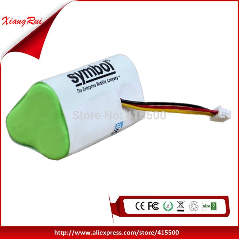 2pcs X 36v 800mah Ni Mh Replacement Bar Code Scanner Battery For