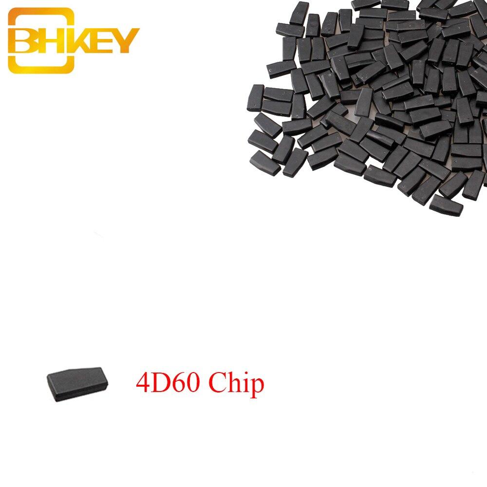 BHKEY 1pcs 4D60 Transponder Chip ID60 4D 60 40Bit Chip For Ford FOCUS MONDEO TRINSIT