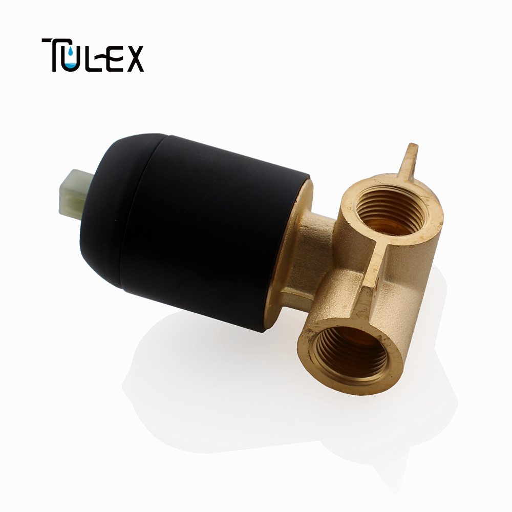 TULEX Concealed Shower Mixer Wall Mounted Valve Two Function shower ...