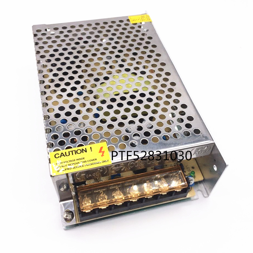 Купить с кэшбэком 12V 24V 5V Power Supply Led Driver Adapter For Strip Lights LED AC110V-220V TO DC 1A 2A 5A 8A 10A 15A 20A 30A 50A 60A 70A