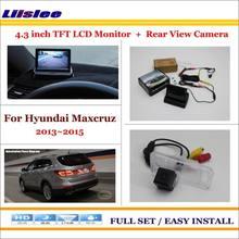 Автомобильная камера для hyundai maxcruz 2013 2015 заднего вида