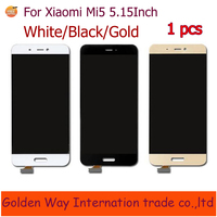 Touch Screen LCD Display For Xiaomi Mi5 Mi 5 5 15 Inch Snapdragon 820 Quad Core