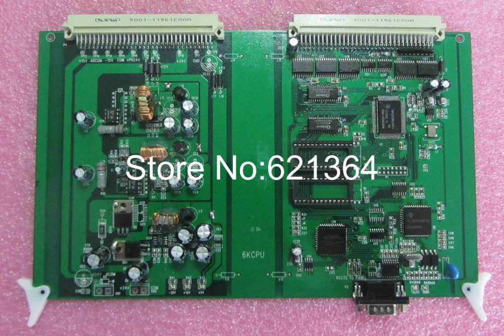 Techmation 6KCPU Motherboard for industrial use new and original 100% tested ok