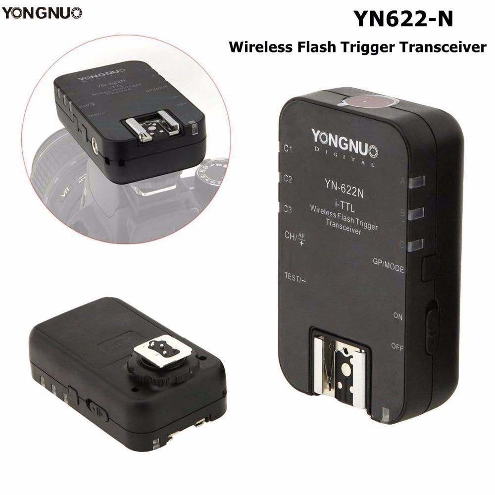 Yongnuo YN-622N unique i-ttl sans fil Flash déclencheur émetteur-récepteur pour Nikon D70 D70S D80 D90 D200 D300 D300S D600