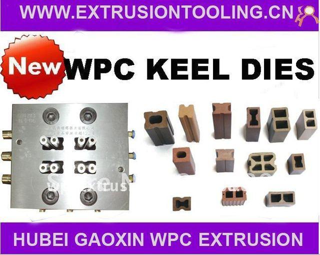 WPC KEEL MOULD