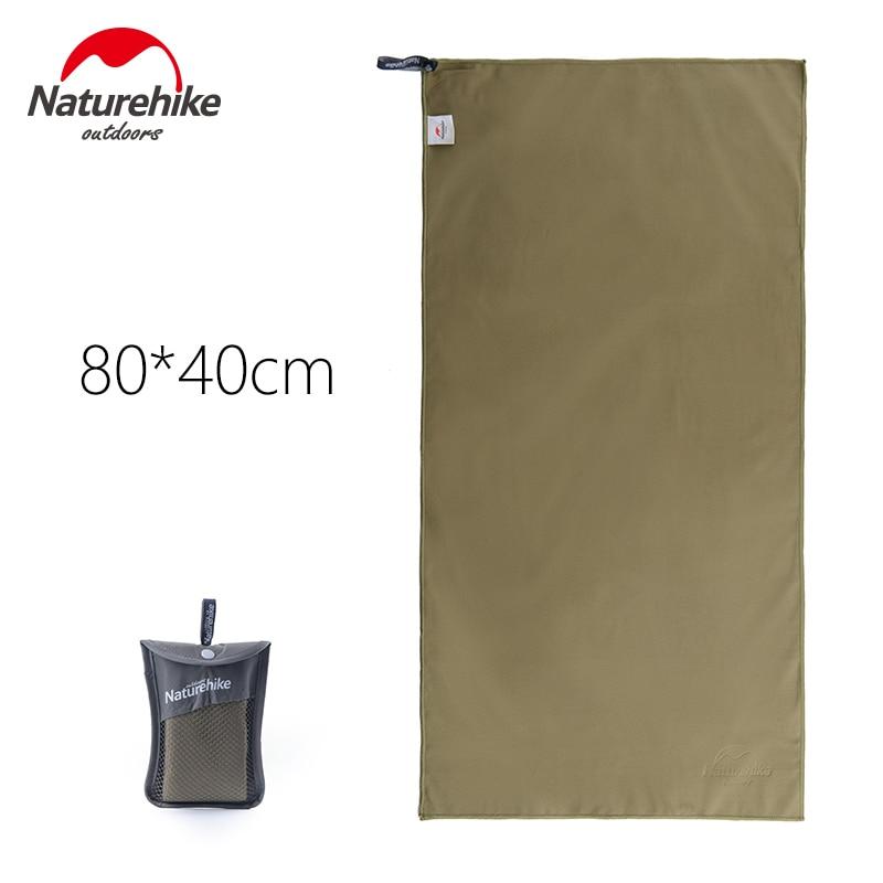 Ręcznik Swimmimg z mikrofibry Naturehike 3 kolory 80x40 cm 130x73cm - Ubrania sportowe i akcesoria - Zdjęcie 5