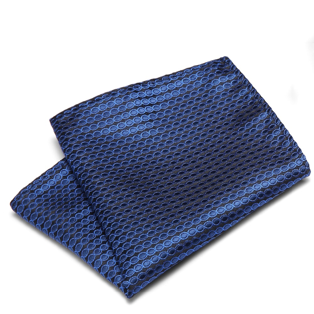 50 Colors For Choose New Fashion Party Grooms Men Men Pocket Square Hanky Wedding Business High Quality Dot Men's Handkerchief
