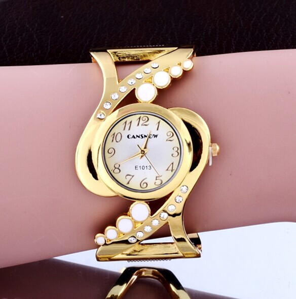 Luxury Gold Bracelet Watch Women Watches Fashion Diamond Ladies Watch Women's Watches Clock montre femme reloj mujer relogio yohemei ladies watches luxury reloj mujer fashion women dress rhinestone quartz watch gold flowers dial bracelet watch relogio