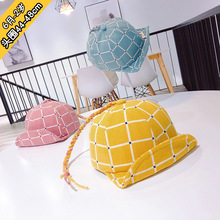 6m to 2 years old Children's hat private flanging cap baby sunscreen cap baby braid hat shading  baby sun hat kids hat XA 265