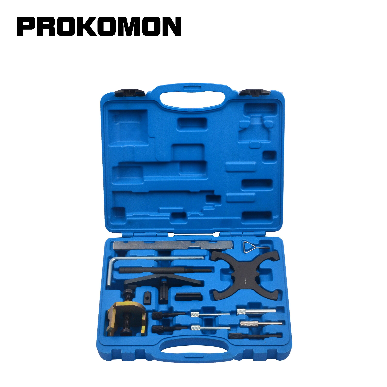 Комплект инструментов для синхронизации двигателя, распределительный вал и маховик, фиксирующие инструменты для Ford Mazda