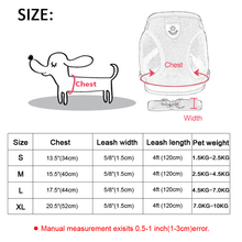 Easy walk harness for Small & medium dogs