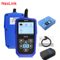Nexlink NL101 OBD Code Reader Fault Code Read Erase Support All OBD2 CAN EOBD JOBD Auto Diagnostic Tool With Battery Moniror