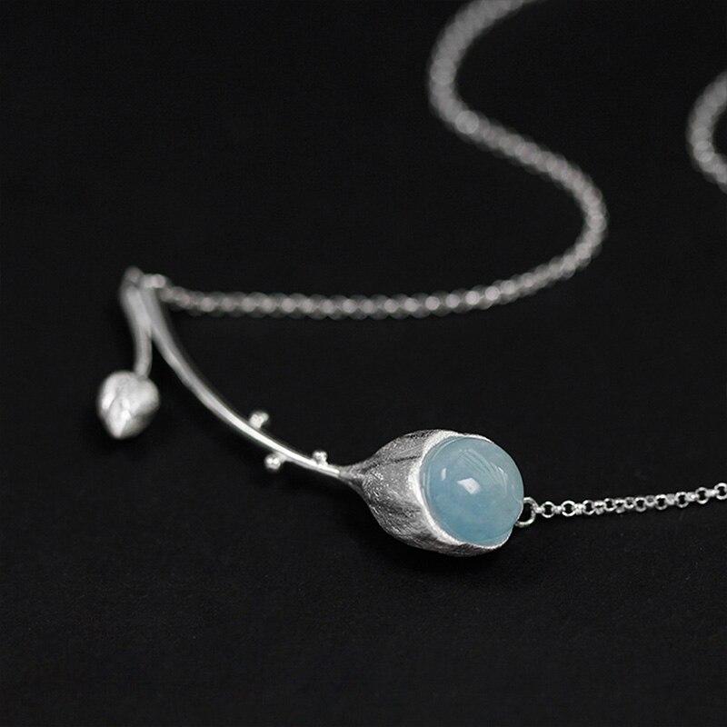 Silver Blue Stone