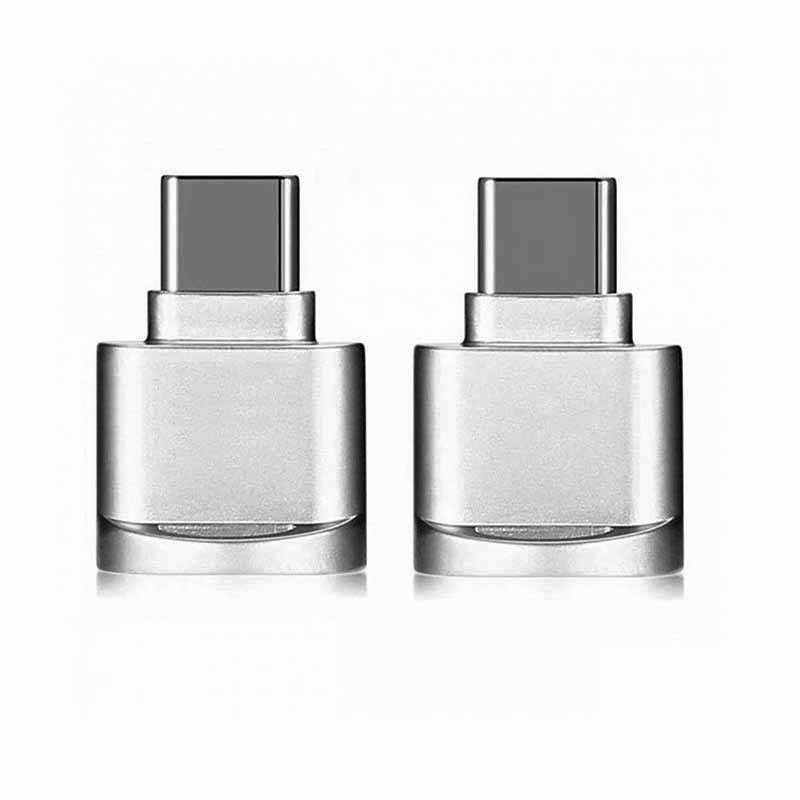 Image 3 - Multi In 1 TF USB Memory Adapter For Micro SD Card Reader Adapter For Flash Drive Multi OTG Reader For Android Huawei Type C-in Card Readers from Computer & Office