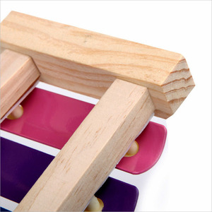Image 5 - Wooden 8 Tones Multicolor Xylophone Wood Musical Instrument Toys For Baby Kids BM88