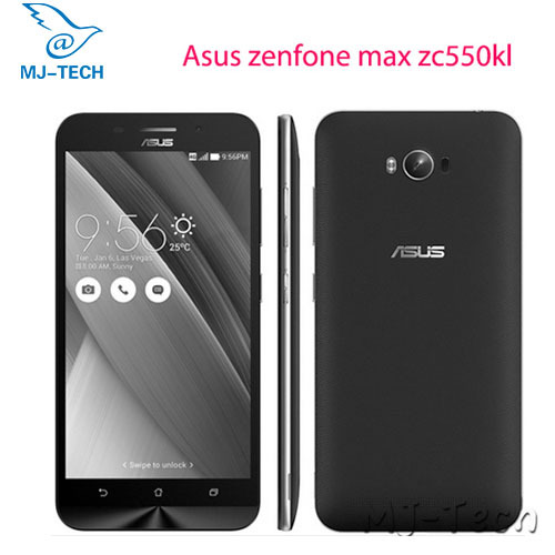 Оригинальный ASUS Zenfone MAX zc550kl 5.5 дюймов MSM8916 quad core Android 5.0 5000 мАч аккумулятор