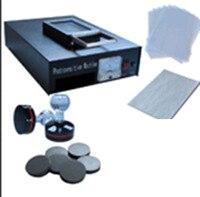 110V Photosensitive Stamp Maker Kit Photosensitive Seal Machine Package