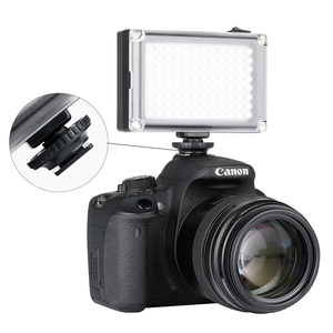 Image 4 - Ulanzi 96 LED Video Light with Battery Filters Hotshoe Photo Lighting on Camera for Canon Nikon Sony Camcorder DV DSLR