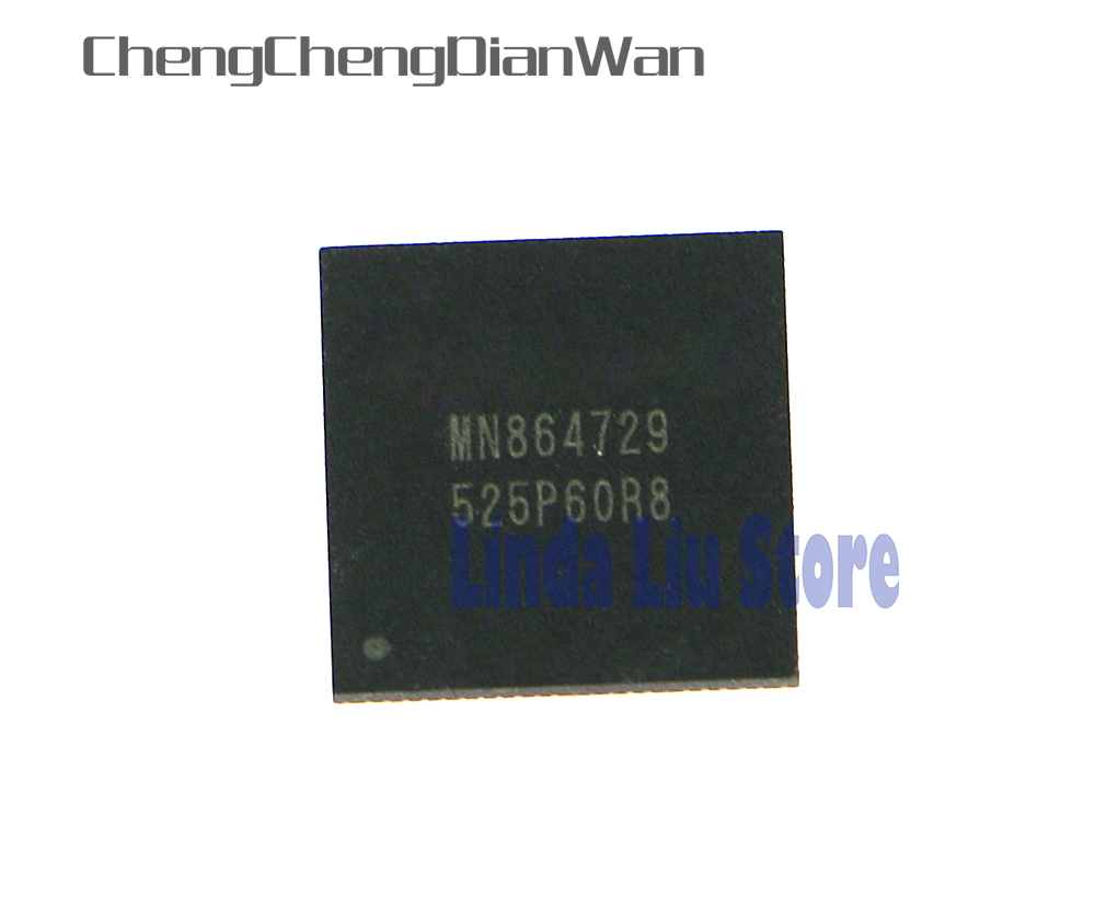 ChengChengDianWan for PS4 slim pro cuh 1200 HDMI Port Socket Interface Connector ic MN864729 original new
