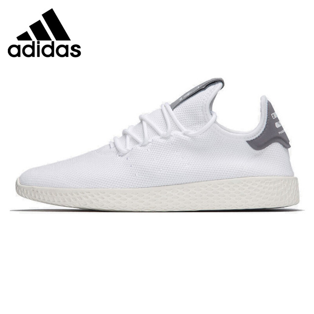 69cfb86caaff1e Original New Arrival 2018 Adidas Originals PW TENNIS HU Unisex  Skateboarding Shoes Sneakers-in Skateboarding from Sports   Entertainment  on Aliexpress.com ...