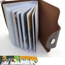 22 PCS Volledige Set voor NFC Kaarten PVC Tag Kaart voor Schakelaar NS Voor Wii U Game met card tas