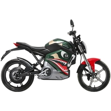 Hcgwork Soco Ts Lite литиевый электрический мотоцикл/скутер/мотоцикл/обезьяна велосипед Z125 Msx стиль с батареей