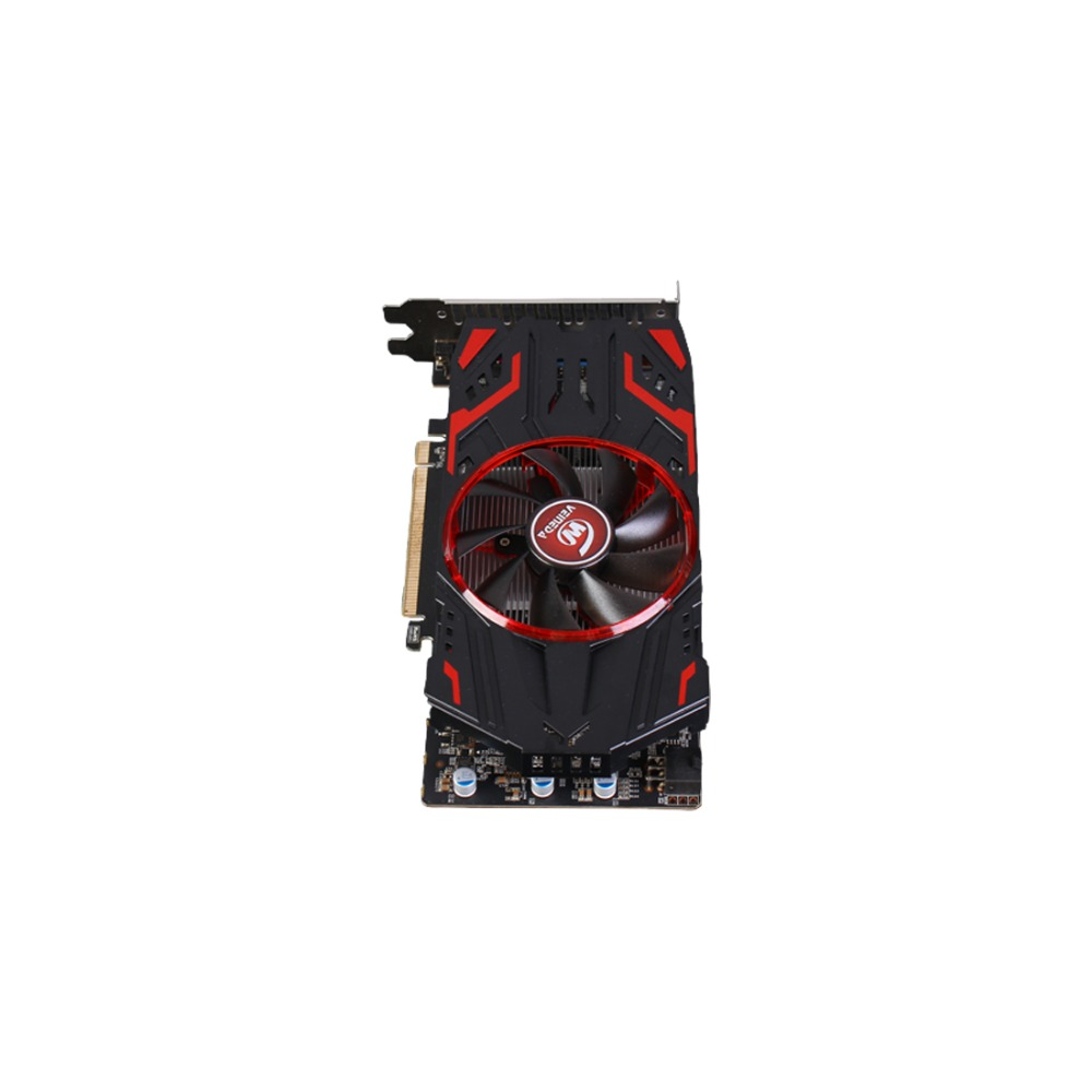 Carte vidéo Veineda 100% Original GPU GTX750 1 GB GDDR5 carte graphique Instantkill GTX650Ti, HD6850, R7 350 pour les jeux nVIDIA Geforce - 4