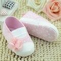 Zapatos de Niña, Niño Niñas Bebés Cuna Zapatos Suaves Suela antideslizante Zapatillas Zapatillas de deporte de los Zapatos