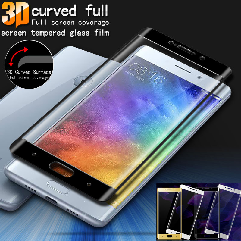 For Xiaomi Mi Note 2 IMAK Glass 3D Curved 360 Full Cover Tempered Glass Screen Protective Film Glass For Xiaomi Mi Note 2 5.7