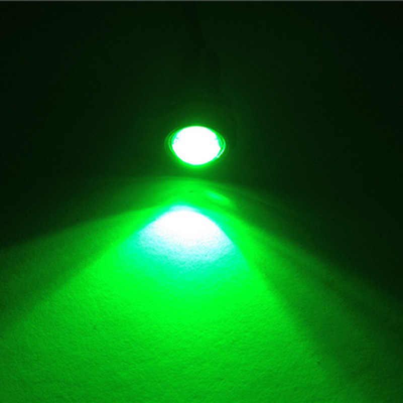 2PCS 18 MM Car Eagle Eye DRL Led Daytime Running Lights LED 12V Backup Reversing Parking Signal Automobiles Lamps Car styling