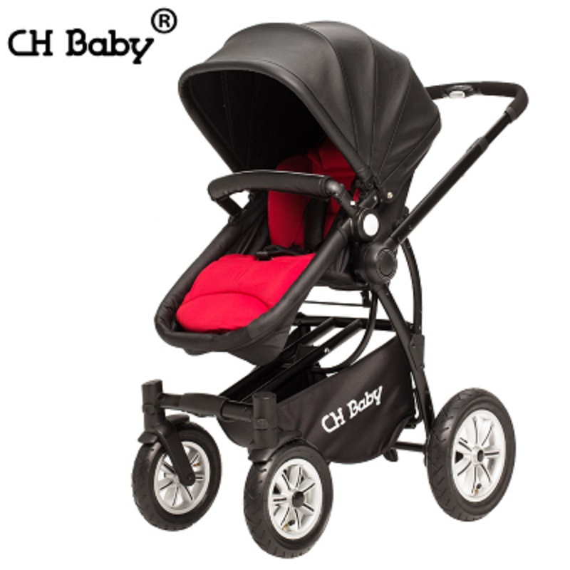 Chbaby Light Type Baby Stroller Baby Car Two-way Trolley Child Car Accessories European Baby Strollers Baby Car Seat baby touch car