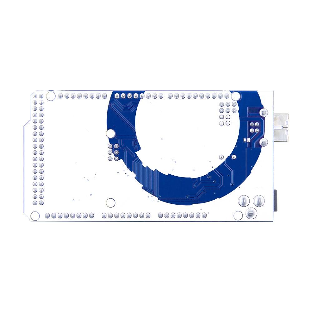 Płyta Mega 2560 R3 2012 wersja oficjalna z układem ATMega 2560 ATMega16U2 dla zintegrowanego sterownika Arduino z oryginalnym opakowanie detaliczne 1