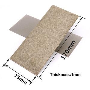 Image 4 - 80~3000 Grit Professional Thin Diamond Knife Sharpening Whetstones Polishing Knife Sharpener Plate Grinding Abrasive Stone