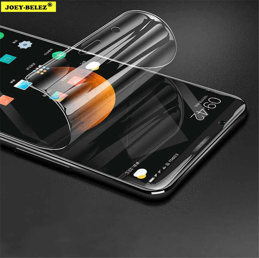 Soft Hydrogel Film For Samsung Galaxy A3 A5 A7 2016 2017 Full Cover Screen Protector For Samsung A7 A750 2018 A7 A6 A8 Plus 2018